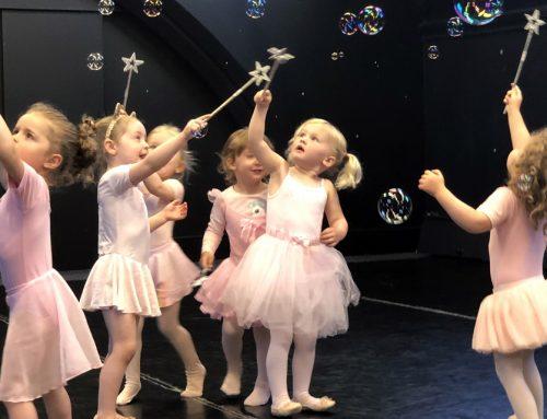 Bellarinas Summer Ballet Workshops 4th and 5th August 2021